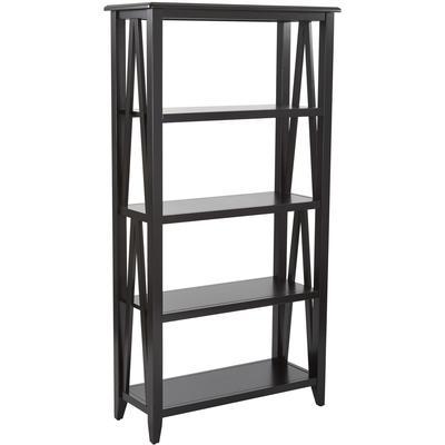 Santa Cruz 5-Shelf Book Case