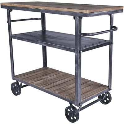 Summit Industrial Kitchen Cart