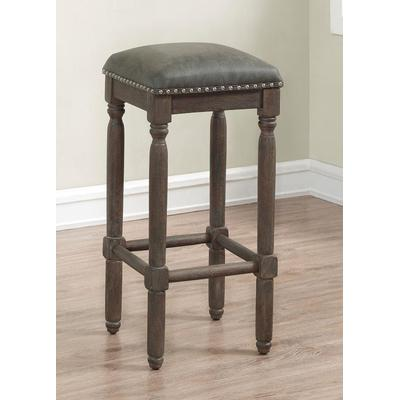 Bronson Backless Bar Stool