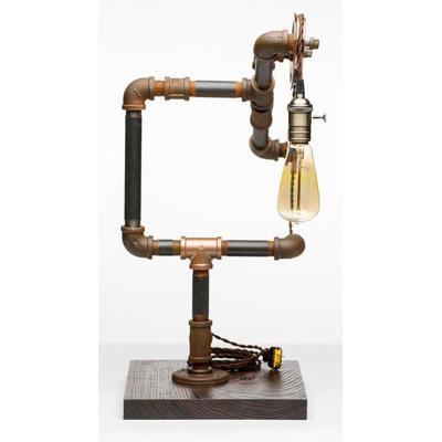 Hardy Industrial Lamp