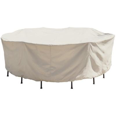 """Round 54"""" Dining Table and Chairs Cover"""