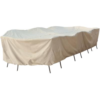 2X Large Oval/Rectangle Dining Cover