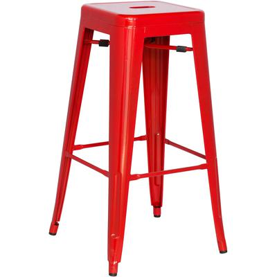 8015 Series Galvanized Steel Bar Stool