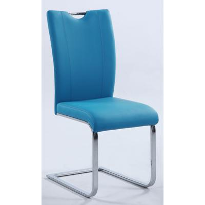 Melissa Curved Handle Back Side Chair