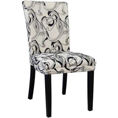 Misty Wide Back Parson Side Chair