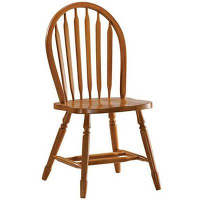 Xpress Arrowback Windsor Chair with Turned Legs
