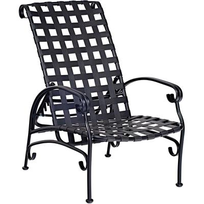 Ramsgate Adjustable Lounge Chair without Cushions