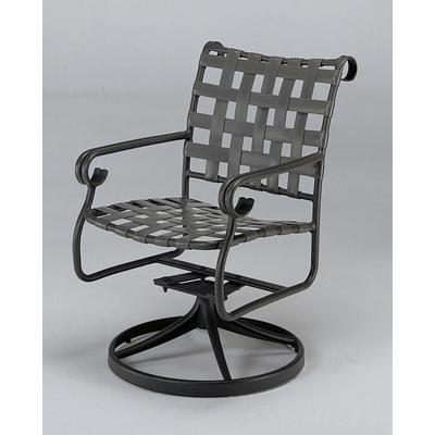 Ramsgate Swivel Rocker Dining Armchair without Cushions