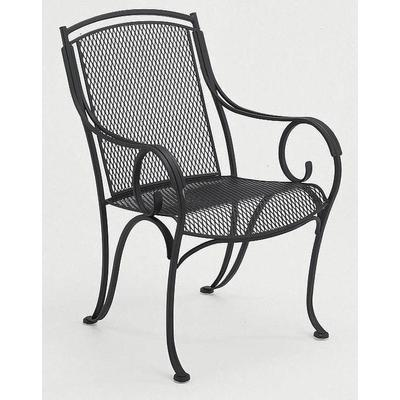 Modesto Dining Armchair without Cushions