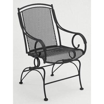 Modesto Coil Spring Dining Chair without Cushions