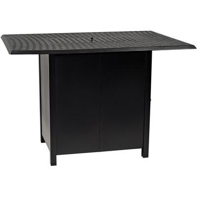 Aluminum Bar Height Fire Table Base