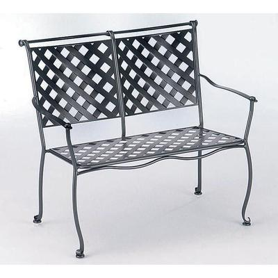 Maddox Stackable Bench without Cushions