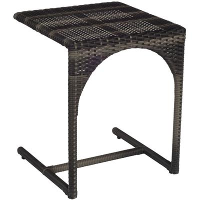 """Canaveral Woven """"C"""" End Table"""