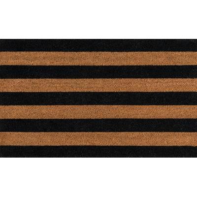 Park Black Stripe Mat