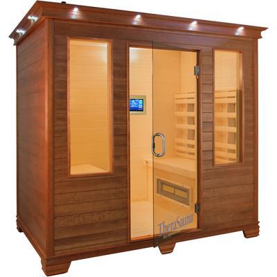 Therasauna Face/Face Infrared Health Sauna