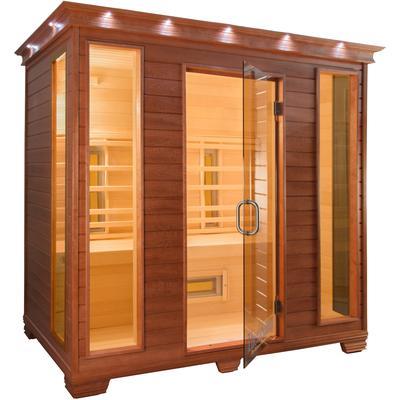 Therasauna 4-Person Infrared Health Sauna